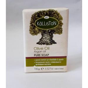 Αγνό φυσικό σαπούνι με εκχυλίσμα Αργκάν Φυσικά Καλλυντικά Εκκλησιαστικά Είδη - jeroucalim-shop.gr