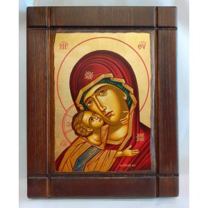 Παναγία Γλυκοφιλούσα  Εικόνα Εκκλησιαστικά Είδη - jeroucalim-shop.gr