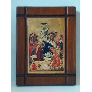 Γέννηση του Χριστού Εικόνα Εκκλησιαστικά Είδη - jeroucalim-shop.gr