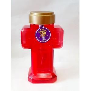 Σταυρός με μπαταρία 150 ημερών-Κόκκινος Μεγάλος Αναλώσιμα  Εκκλησιαστικά Είδη - jeroucalim-shop.gr