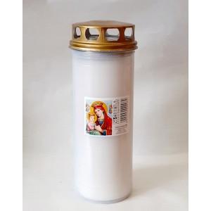 Καπάκι Κεριού Διαρκείας Μεγάλο Κεριά διαρκείας μνήματος Εκκλησιαστικά Είδη - jeroucalim-shop.gr