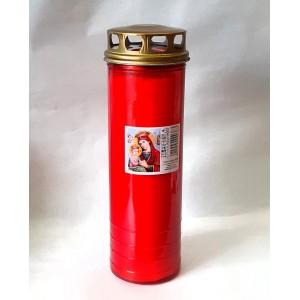 Καπάκι Κεριού Διαρκείας Μεσαίο Κεριά διαρκείας μνήματος Εκκλησιαστικά Είδη - jeroucalim-shop.gr