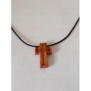 Αγιορείτικος Ξύλινος Σταυρός Σταυροί Εκκλησιαστικά Είδη - jeroucalim-shop.gr